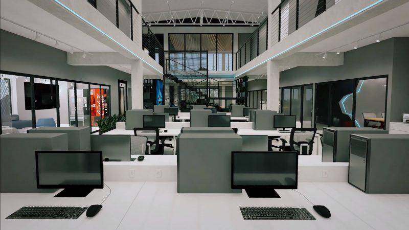 Havan - Gaming Office