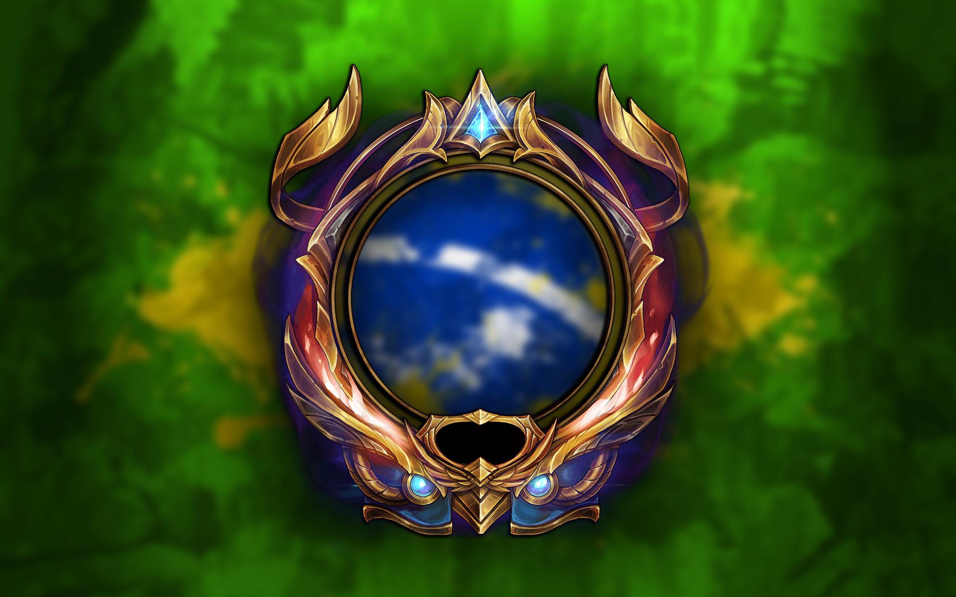LoL Brasil nível