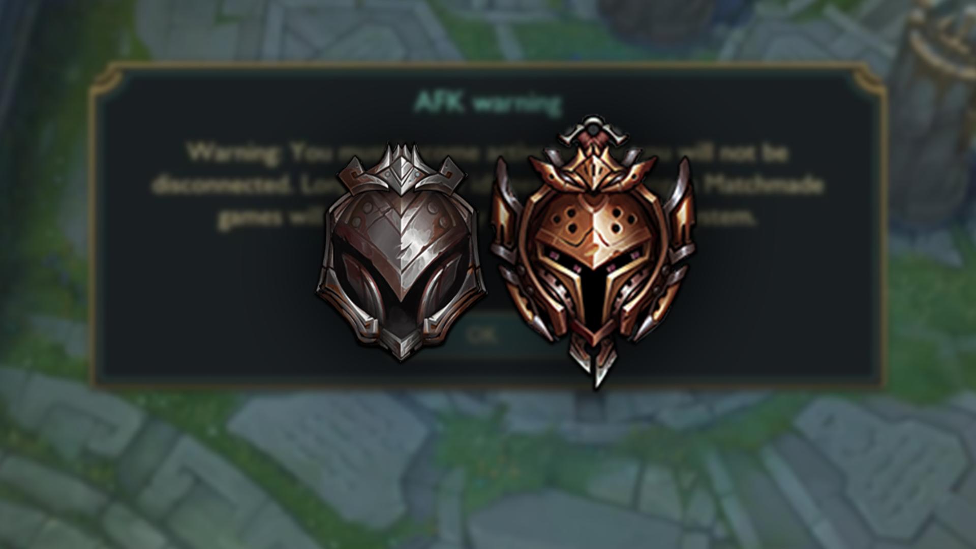 Bronze Iron LoL