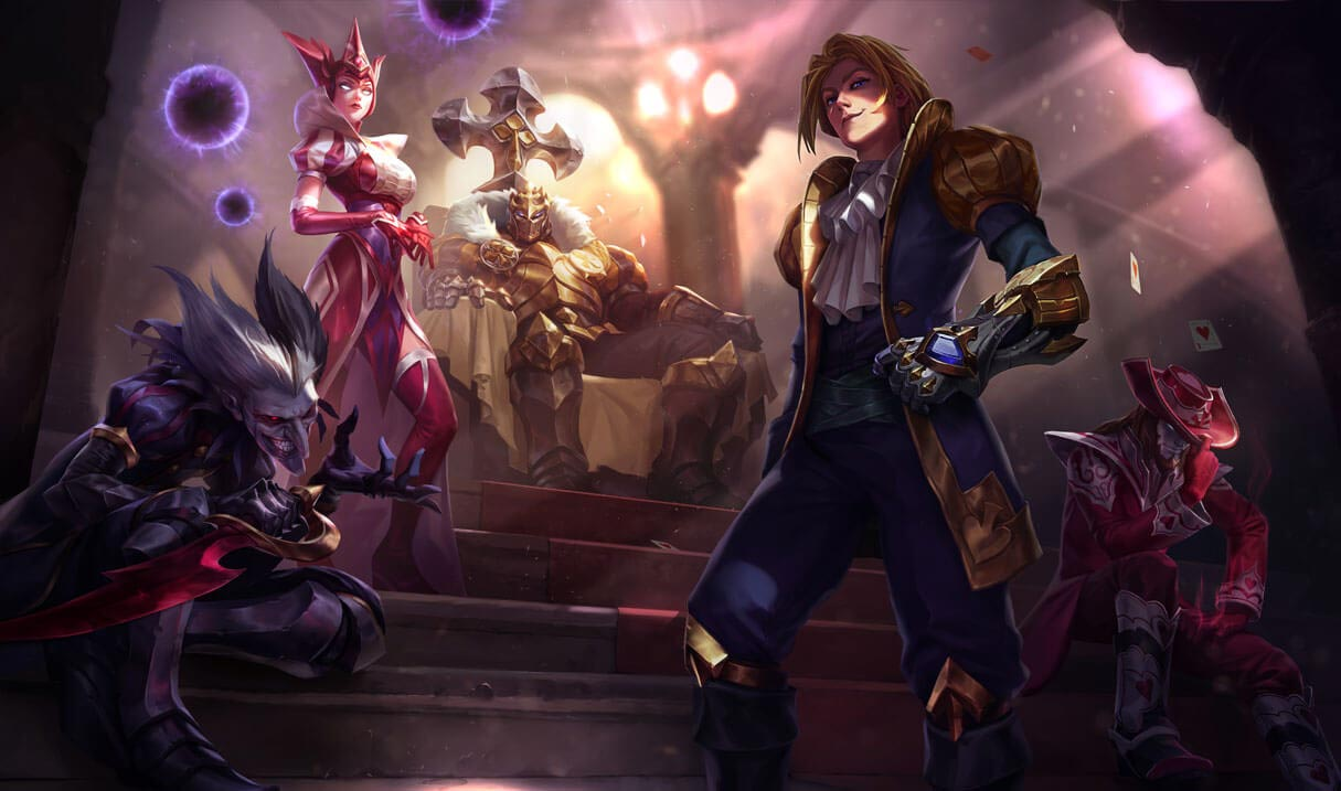 Ezreal Ace of Spades