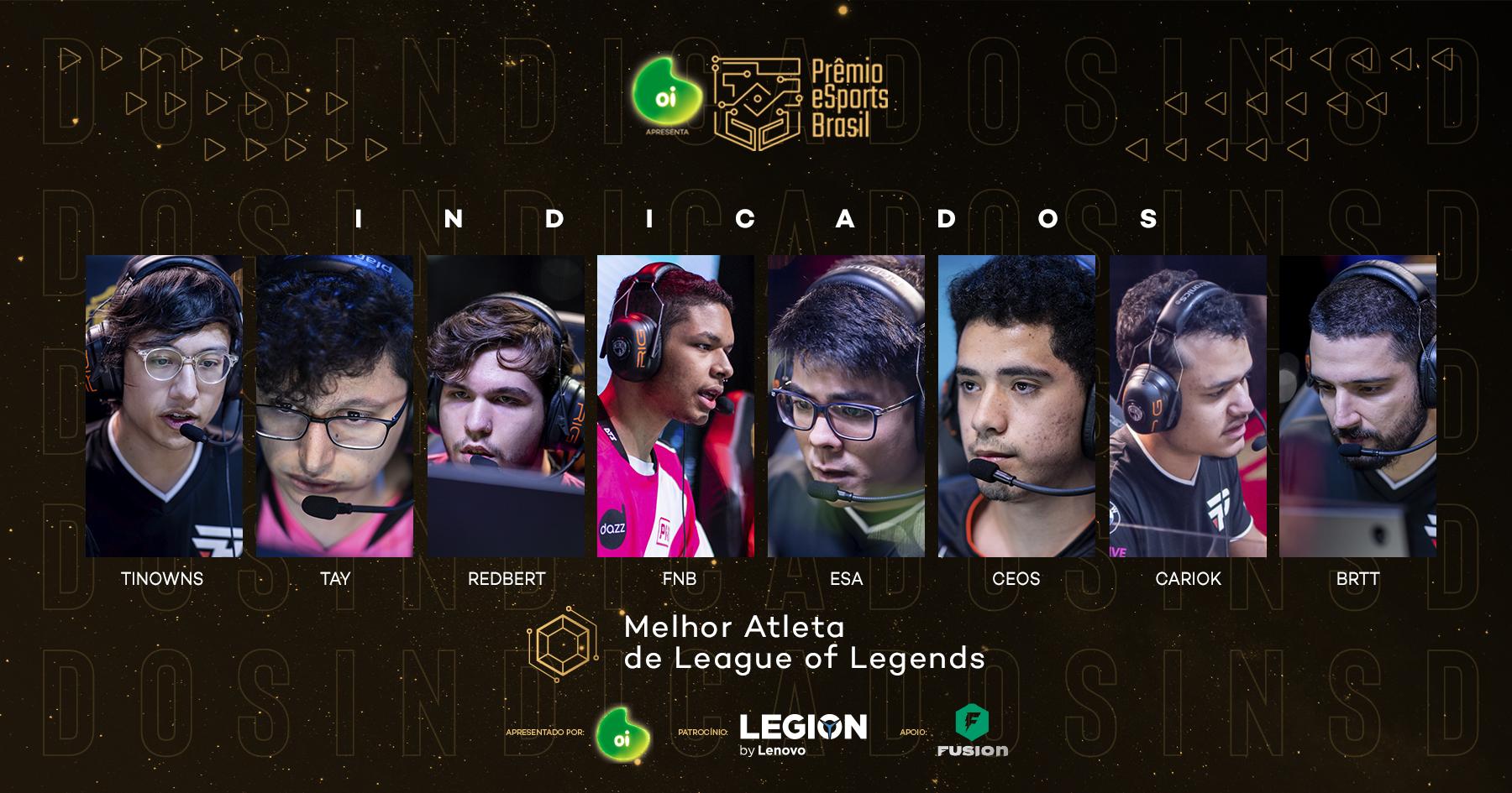PEB 2020 League of Legends