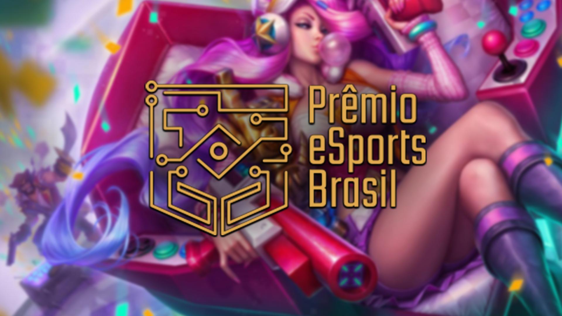 LoL Prêmio Esports Brasil