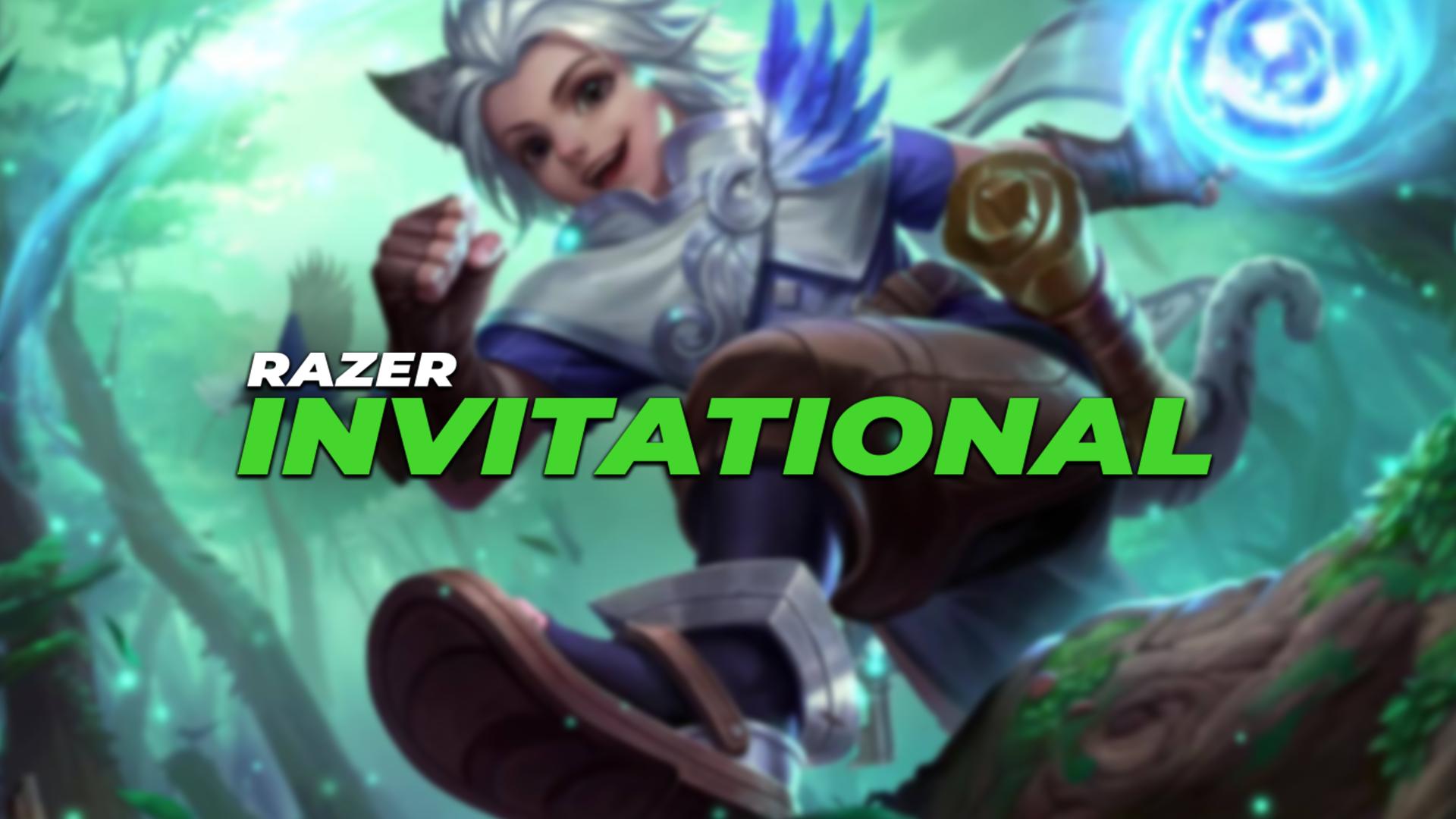 Mobile Legends Razer Invitational