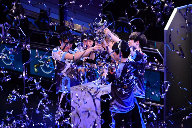 DetonatioN FocusMe champions 2020 - LoL