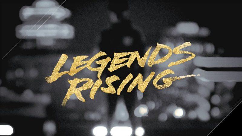 Legends Rising - Documentários LoL