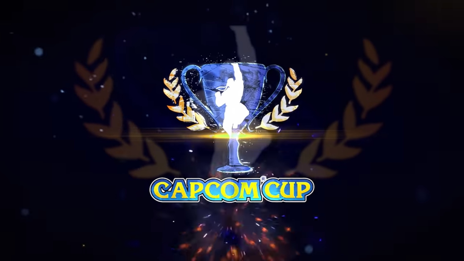 Street Fighter V Capcom Cup