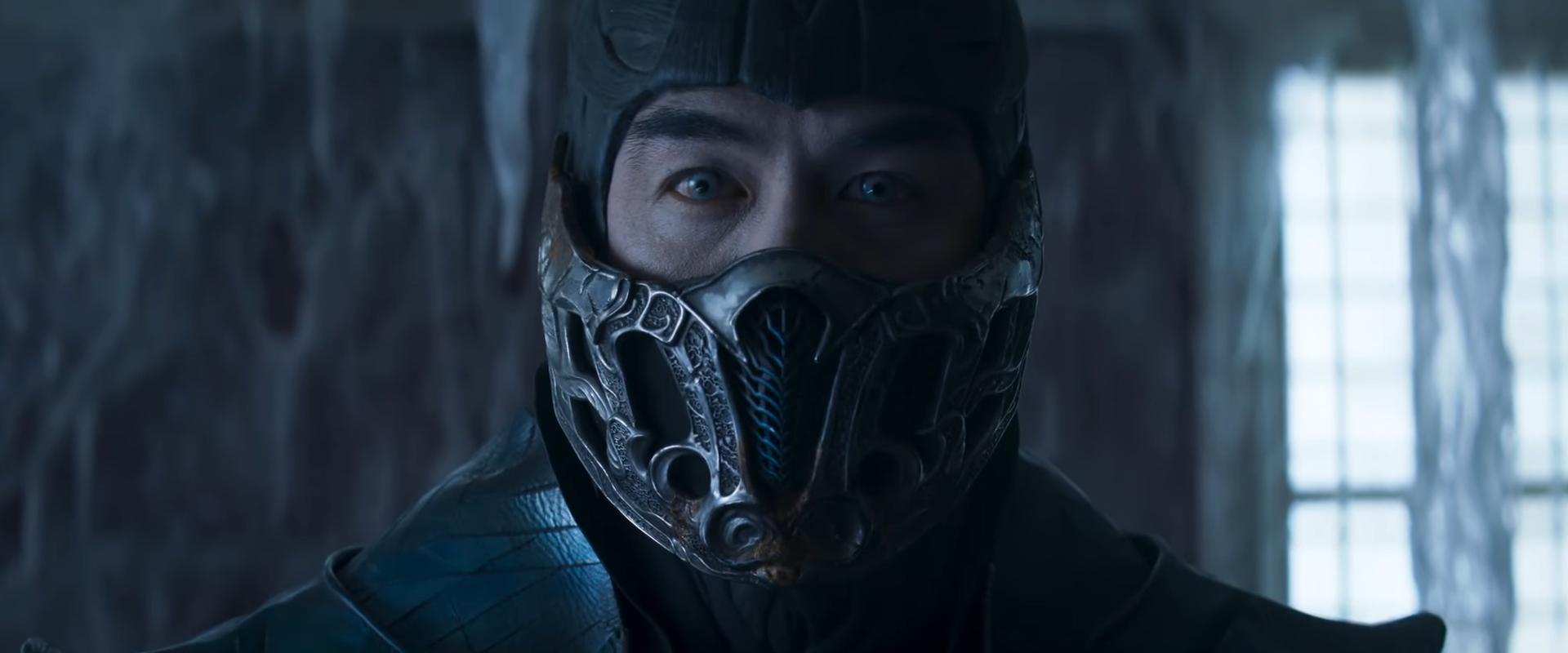 Mortal Kombat Filme Sub-Zero