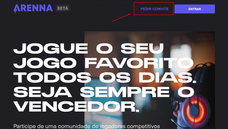 arenna gg site inicial