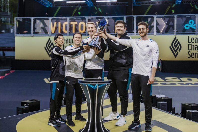 Cloud 9 - Campeões LCS 2021