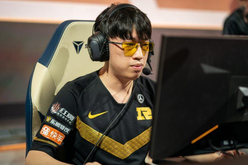 Xiaohu RNG toplaner