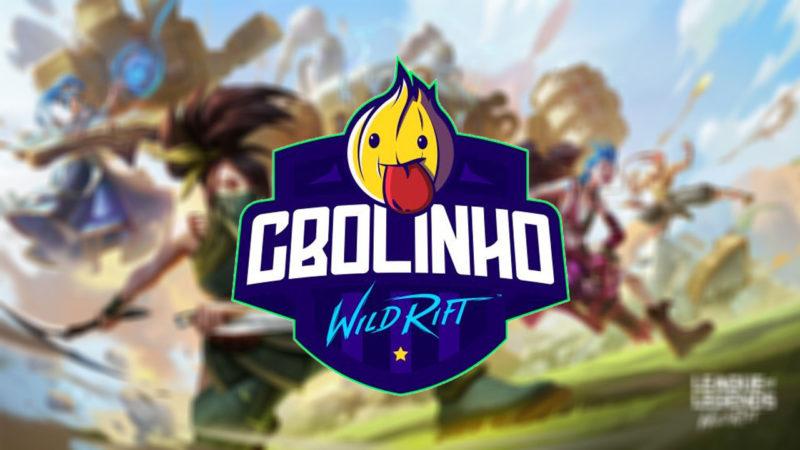 cbolinho - Campeonato Wild Rift - Baiano