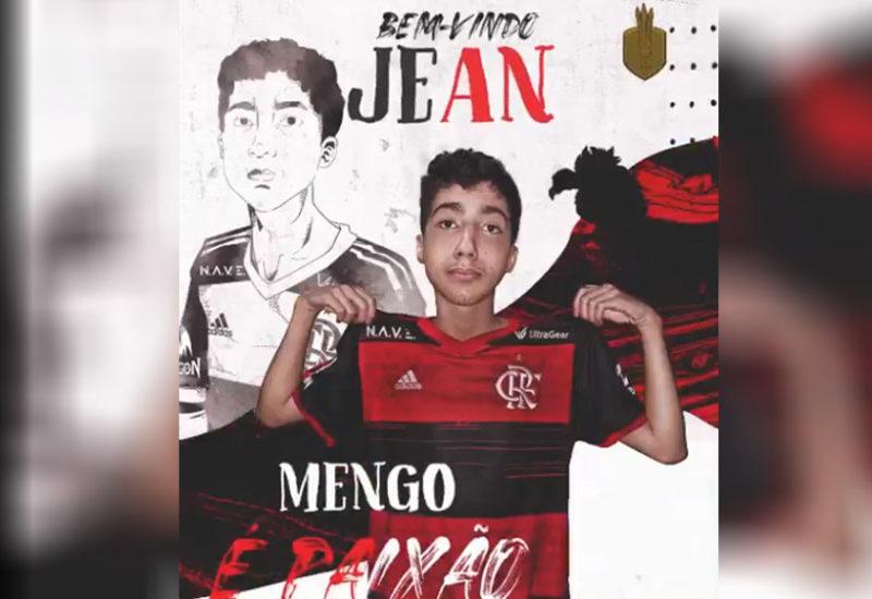 Jean Mago Flamengo