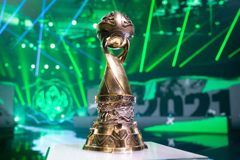 msi 2021 troféu