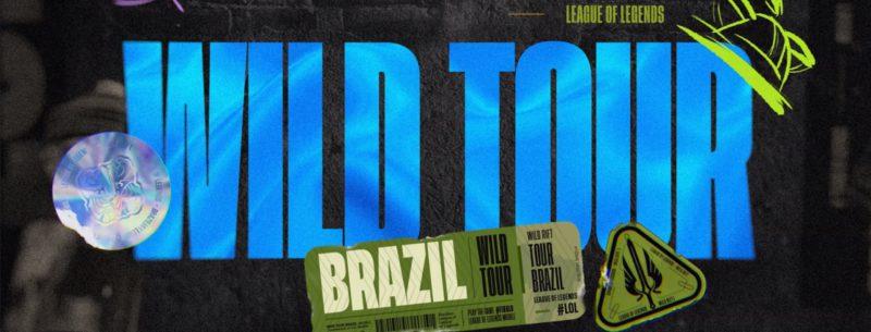 Wild Tour Brazil