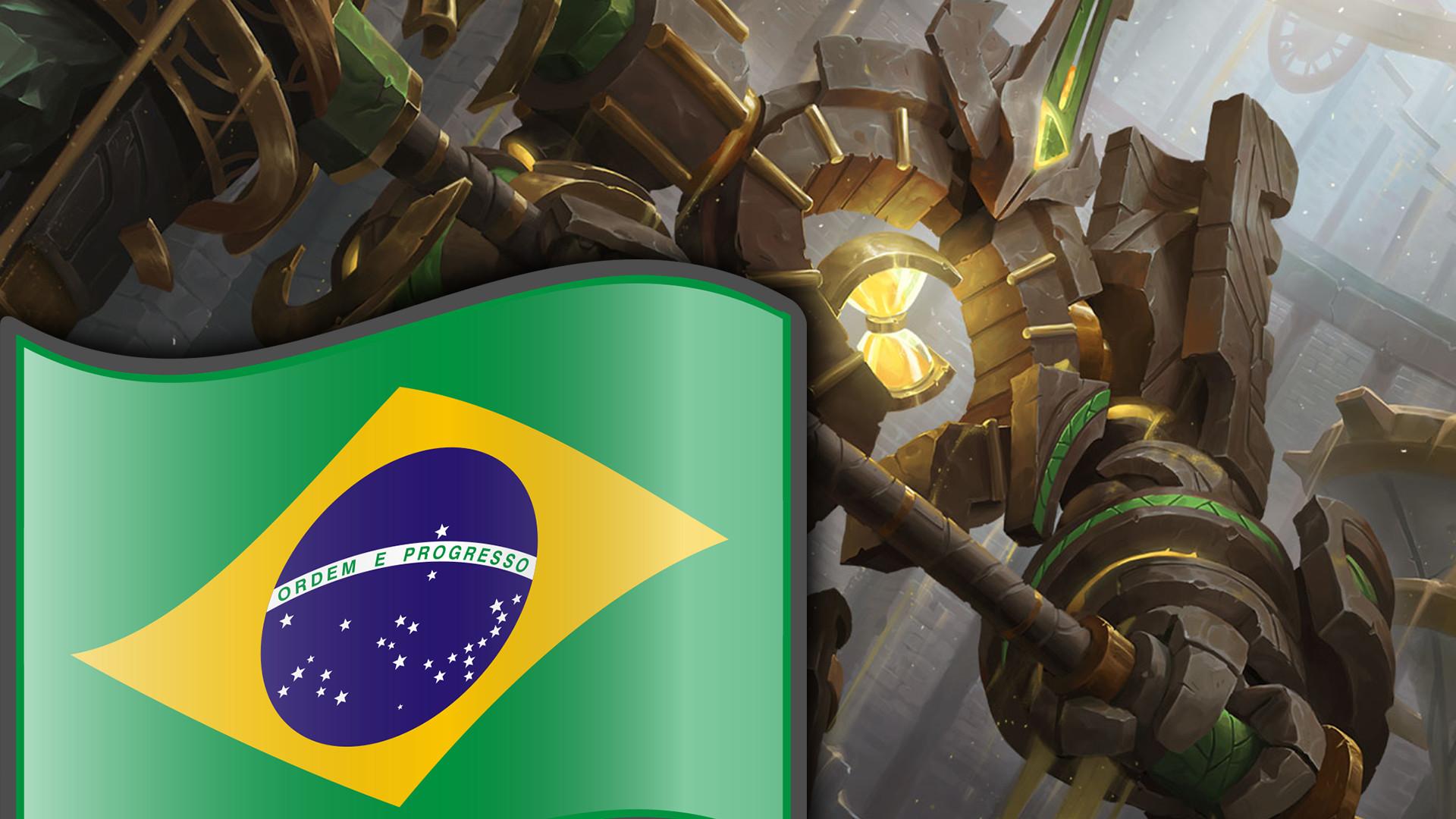 Legends of Runeterra Brasil