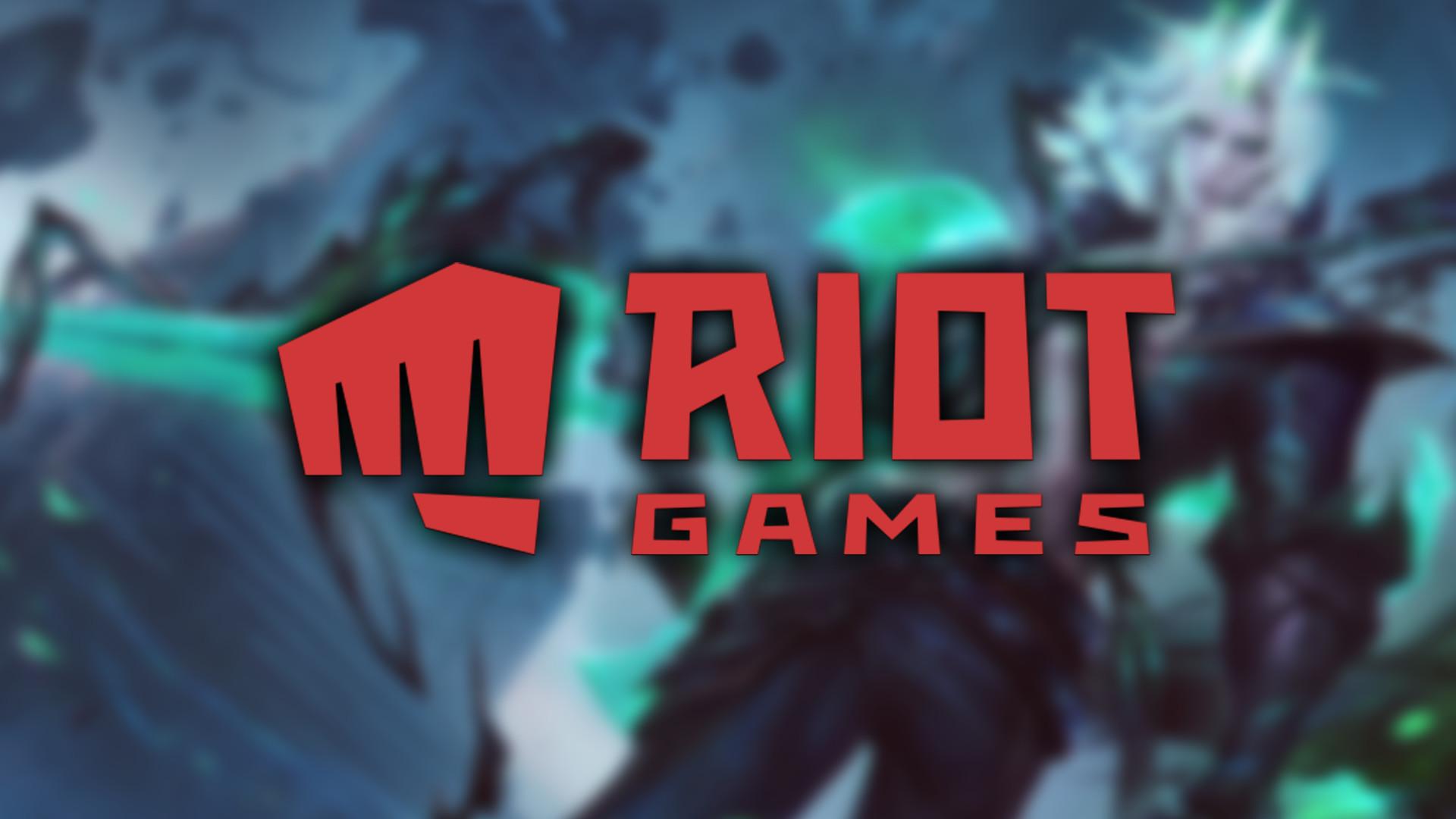 Riot Games jogos