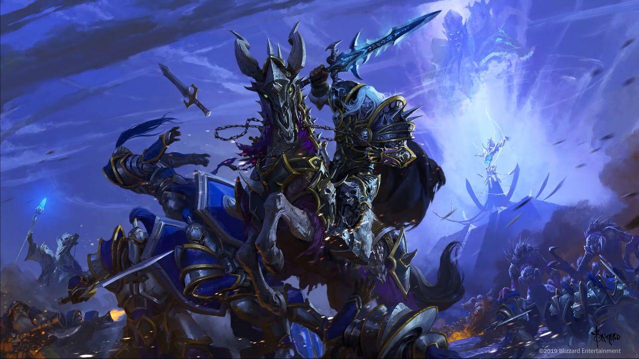 Warcraft 3 Reforged Death Knight
