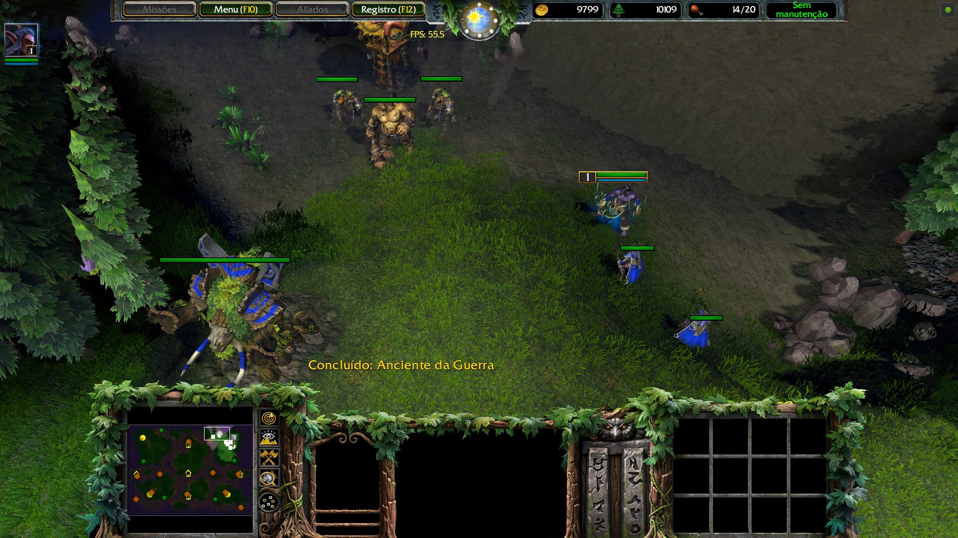 Warcraft 3 Reforged Quenching