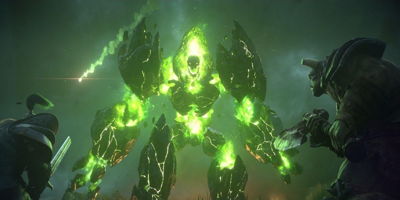Warcraft 3 Rerforged infernal