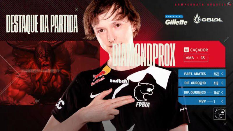 Diamondprox MVP - FURIA 2021