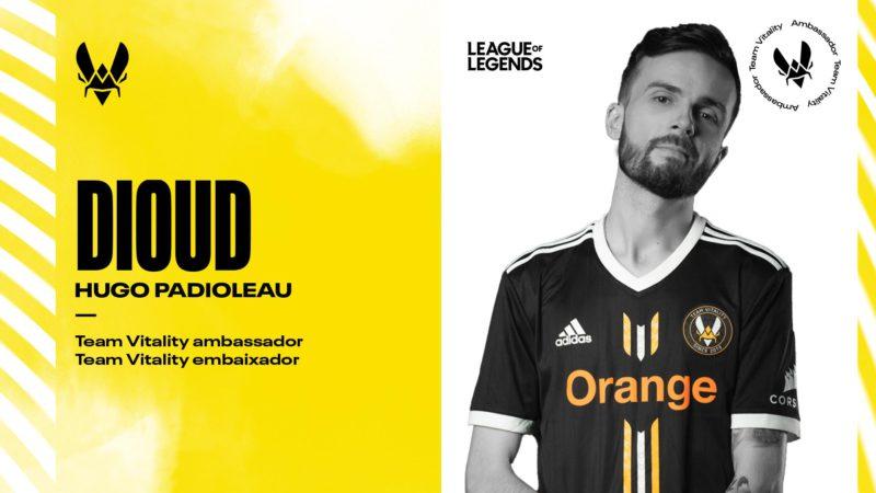 Dioud - Team Vitality