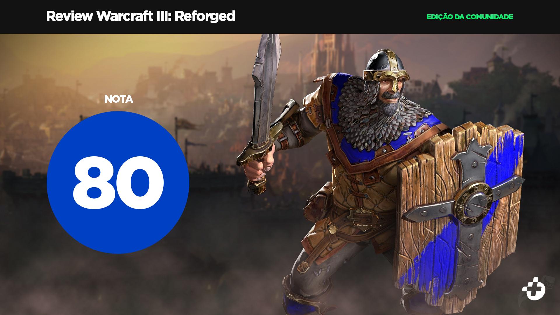 Warcraft 3 Nota Comunidade