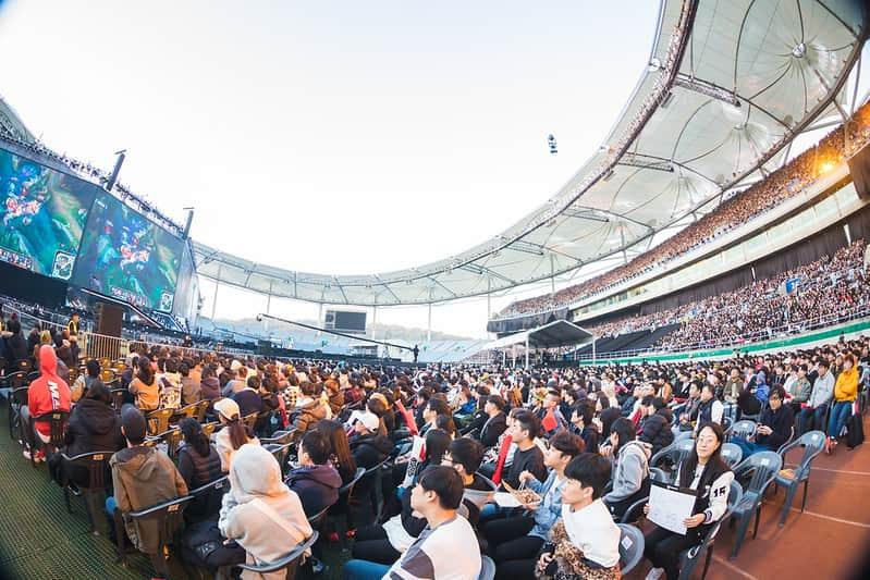 Incheon-mundial-de-lol 2018