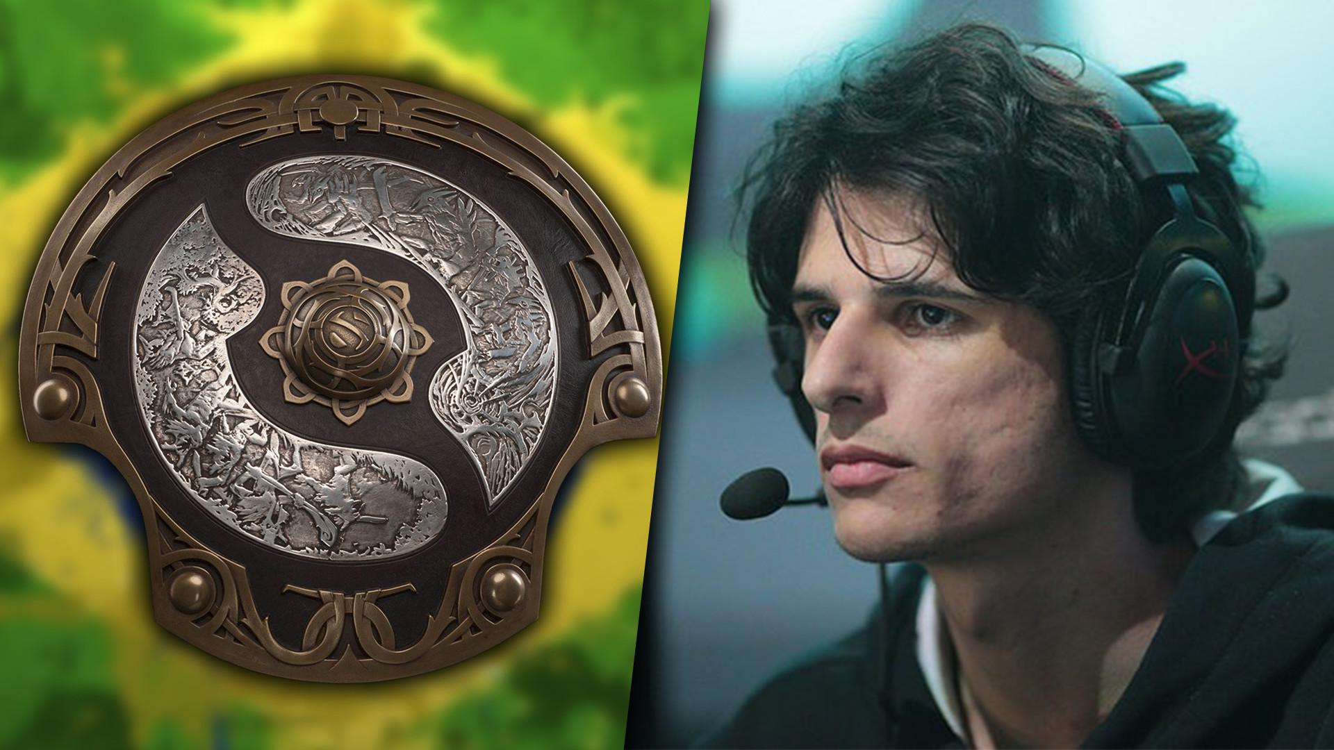 DotA 2 brasileiros 4dr