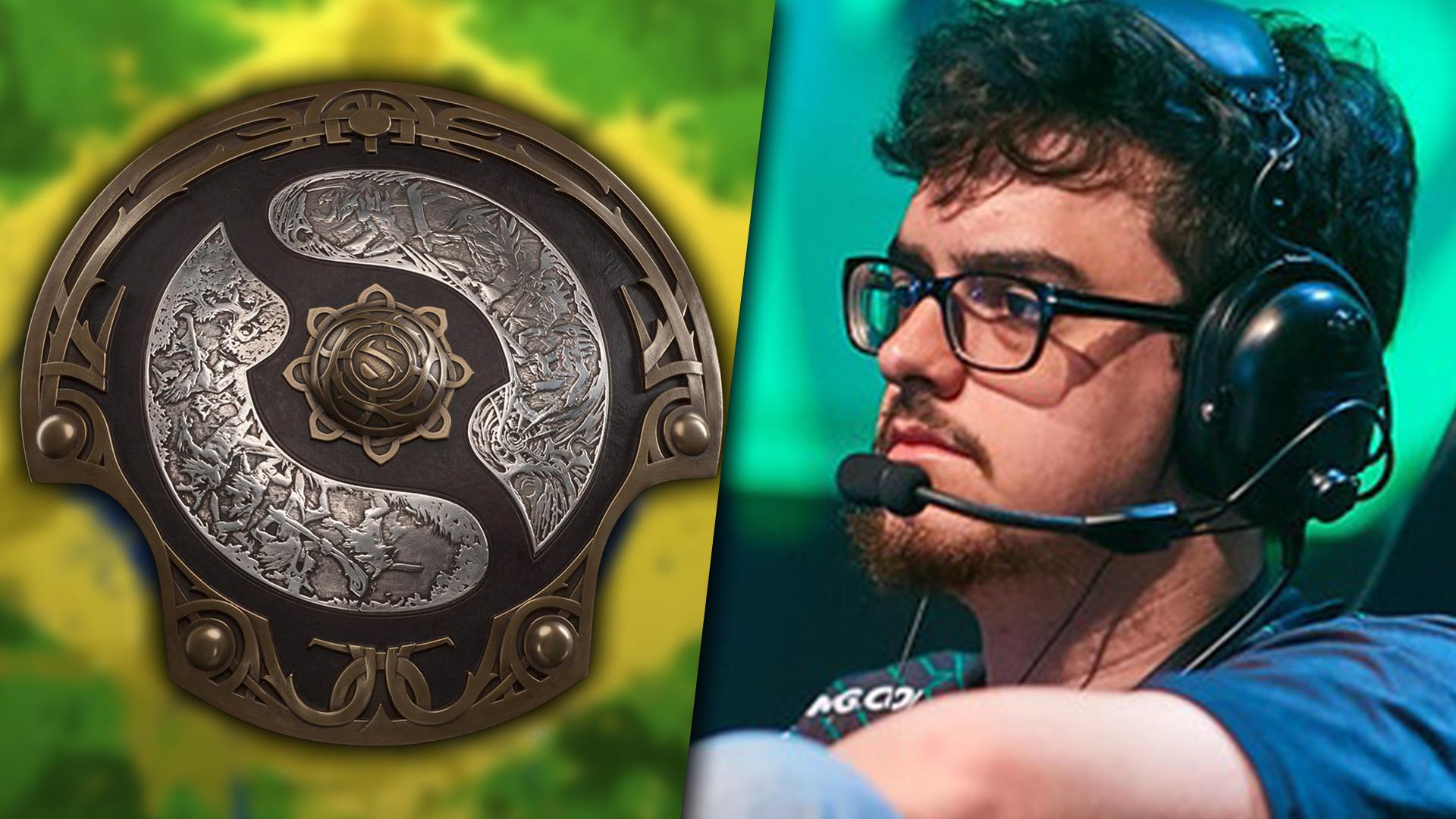 DotA 2 brasileiros Costabile