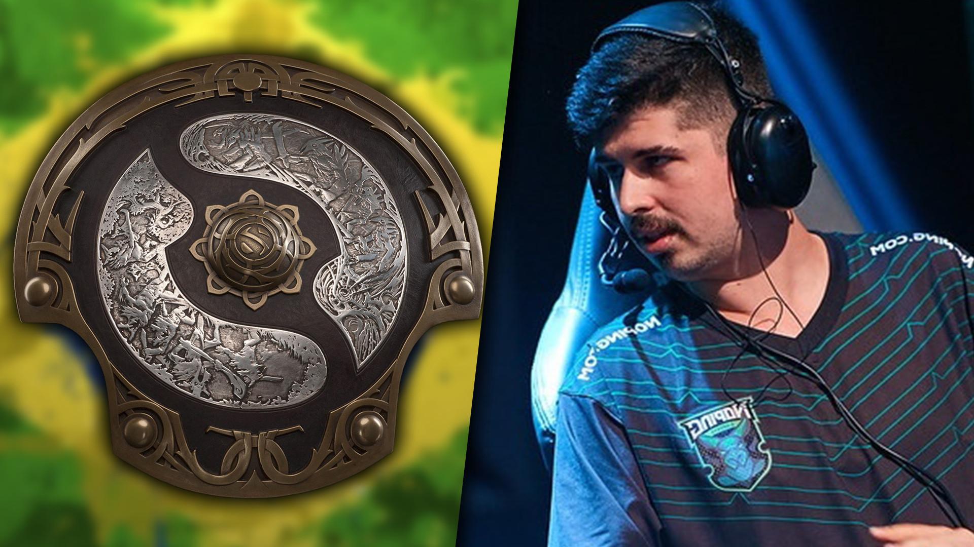 DotA 2 brasileiros Tavo