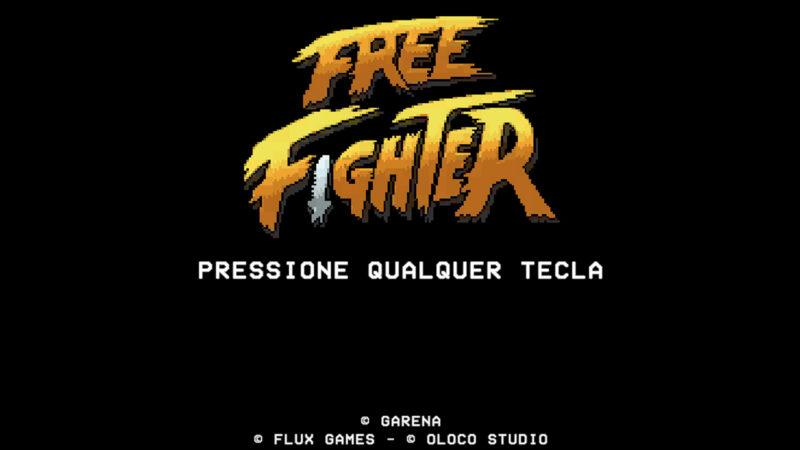 Imagem para ilustrar o jogo Free fighter, que dá codiguin no Free Fire