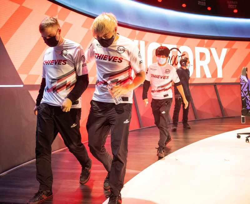 100 Thieves - LCS 2021