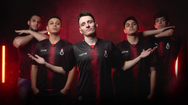 Equipe de CS:GO da Bravos