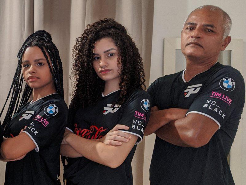 Pairiok e as duas filhas