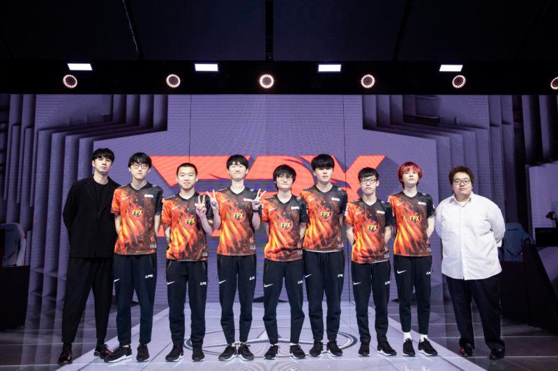 funplus phoenix - LPL 2021