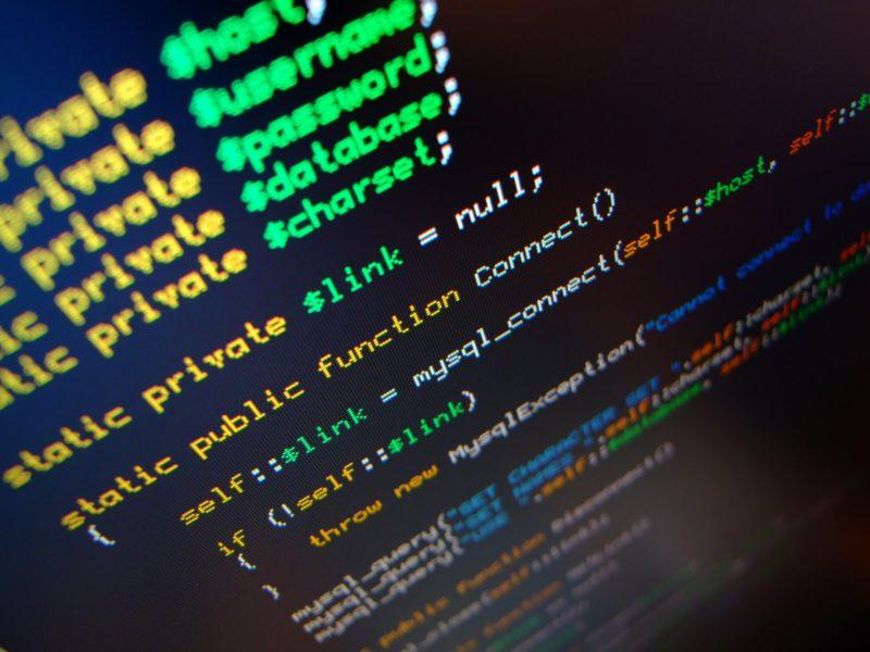 linguagem programação