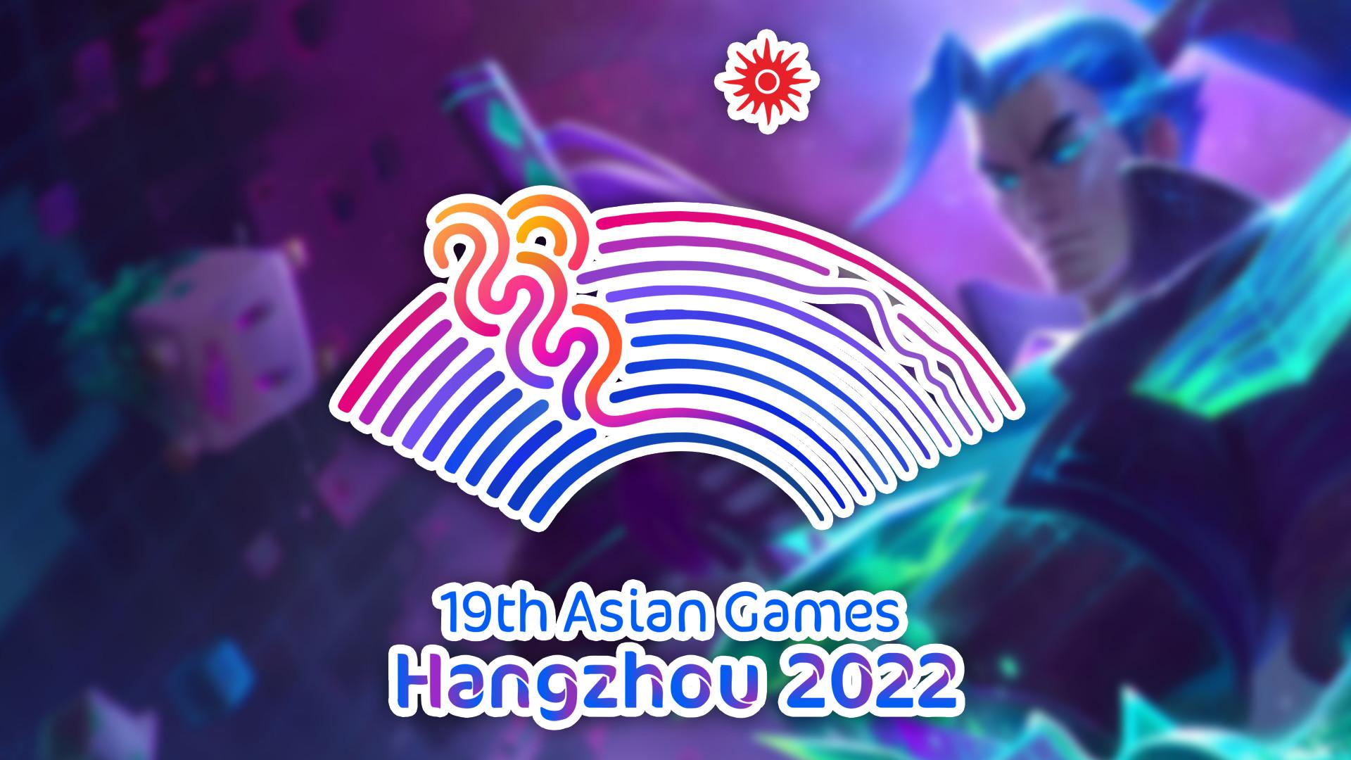 Jogos Asiáticos 2022 League of Legends