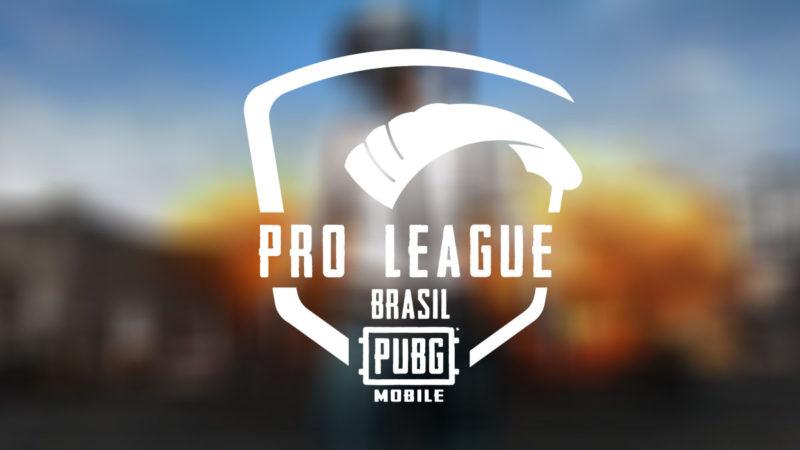 PMPL Brasil de PUBG Mobile