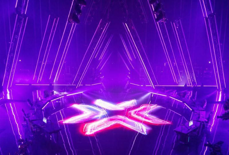Foto do palco do Masters Berlin
