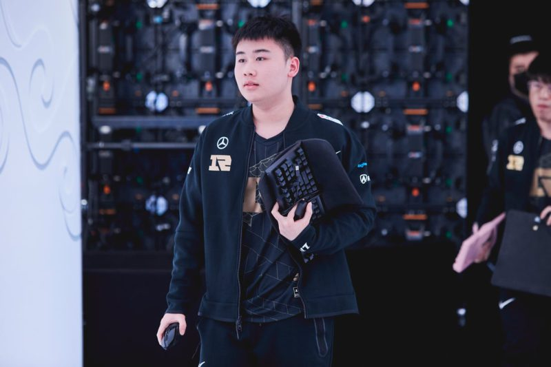 Wei RNG Worlds 2021